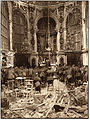A Thanksgiving Service Attended by Canadian Troops Being Held in the Cambrai Cathedral.jpg