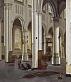 A church interior, by Hendick Cornelisz van der Vliet.jpg