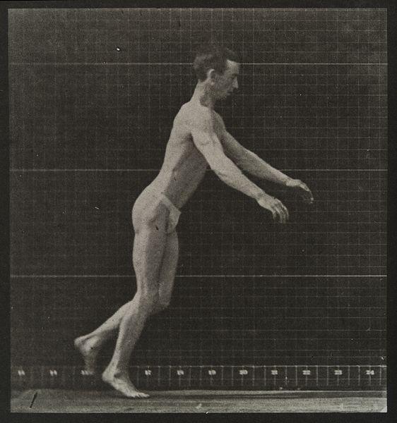 File:A man performing a foward flip. Plate 1 Wellcome L0038085.jpg