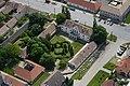 A püspöki palota légi felvételen, Szany.jpg