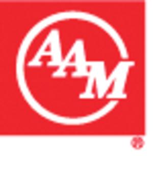 American Axle - Image: Aam logo home