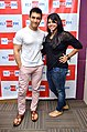 Aamir Khan at 92.7 BIG FM to promote Satyamev Jayate 08.jpg