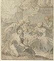Aanbidding der herders, RP-T-1921-1.jpg