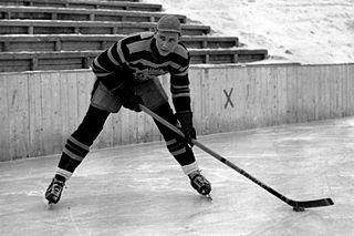 Aarne Honkavaara Finnish ice hockey player and coach
