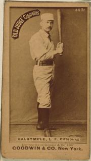 Abner Dalrymple American baseball player