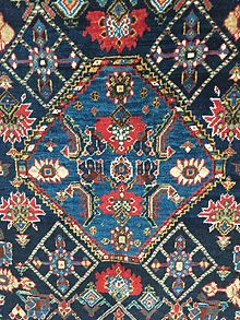 Persian Carpet Wikipedia - New patterned rugs designs