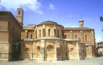 Monastery of Fitero - Monastery of Fitero