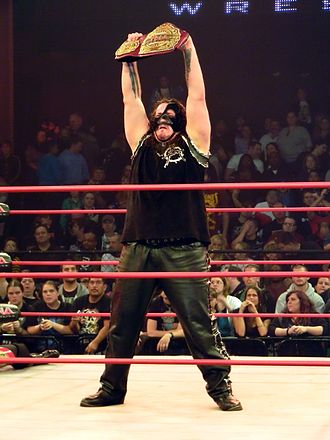 TNA Television Championship - Abyss was the longest reigning champion
