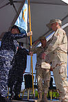 Accepting the guidon DVIDS236031.jpg