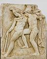 Achilles and Penthesilea - Aphrodisias (7471674930).jpg