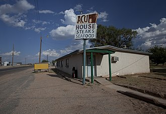 Acuff, Texas - Acuff Steakhouse