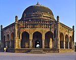 Tomb of Adham Khan (Rest House), built 1561 A.D.