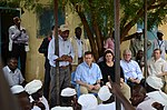 Administrator Mark Green meets community leaders in Darfur, Sudan (39018820134).jpg