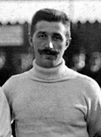 Adolf Werner - Adolf Werner in 1910