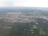 Aerial photograph of Mörfelden.JPG