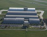 Aerial view of the National Museum of the U.S. Air Force.jpg