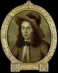 Portrait of Aernout van Overbeke, Explorer and Poet