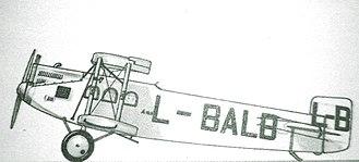 Aero A.10 - Image: Aero A.10