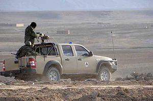 ANSF, Coalition forces clear enemy stronghold ...