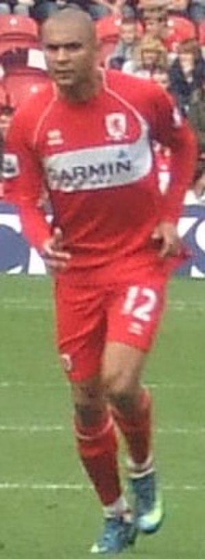 Afonso Alves - Alves with Middlesbrough