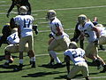 Aggies on offense at UC Davis at Cal 2010-09-04 12.JPG