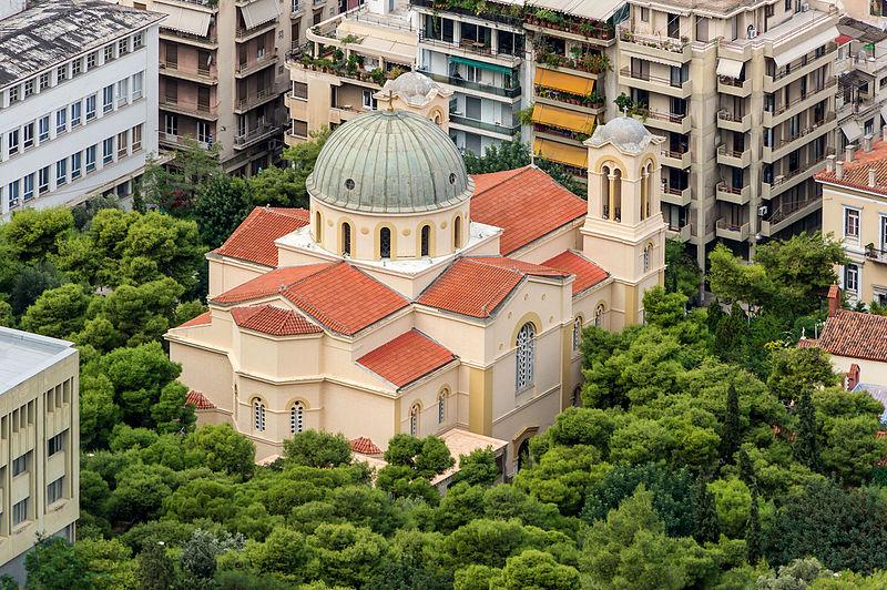 Agios Nikolaos from Lycabetus Athens.jpg