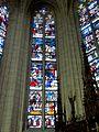 Agnetz (60), église Saint-Léger, vitrail n° 1.jpg