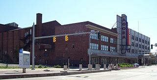 Agora Theatre and Ballroom music venue in Cleveland, Ohio