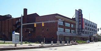 Agora Theatre and Ballroom - Image: Agora Cleveland, OH (cropped)