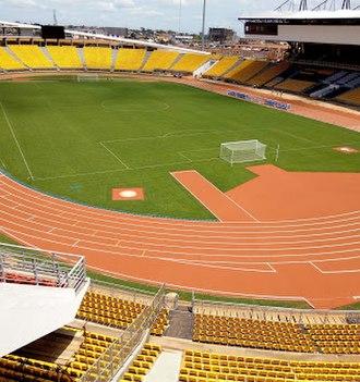 1972 African Cup of Nations - Image: Ahmadou Ahidjo stadium