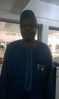 Nigerian pharmacist