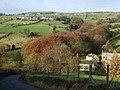 Ainley Place and Clough House, Slaithwaite - geograph.org.uk - 1544793.jpg