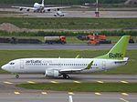 AirBaltic Boeing 737-36Q YL-BBJ at HEL 05JUN2015 (2).JPG