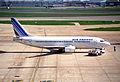 Air France Boeing 737-33A; F-GFUA@LHR;13.04.1996 (5216902283).jpg