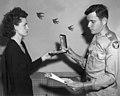 Air Medal and Oak Leaf Cluster Awarded Posthumously (7132823951).jpg