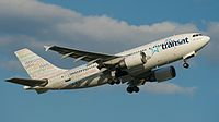 C-GLAT - A310 - Air Transat