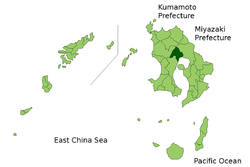 Aira City in Kagoshima Prefecture.png
