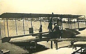 Benoist XIV - Image: Airboat 4