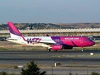 HA-LYF - A320 - Wizz Air