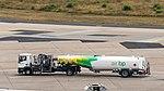 Airport tank truck of air bp on Cologne Bonn Airport-7282.jpg