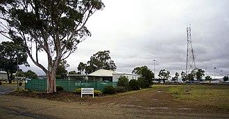 Airservices Australia - Airservices Australia Technical Services Maintenance Depot at Wagga Wagga Airport.