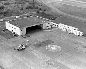 Coast Guard Air Station Astoria - CGAS Astoria, 1974