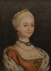 Akbar's European Wife