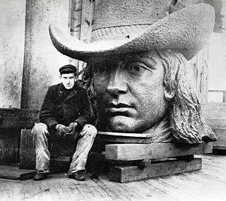 Alexander Milne Calder American artist