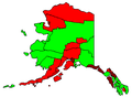 Alaska boroughs and census areas in color.png