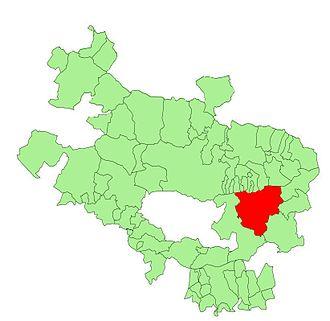 Arraia-Maeztu - Image: Alava municipalities Arraia Maeztu