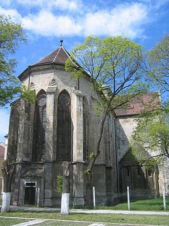 St. Michael's Cathedral, Alba Iulia - Image: Alba Iulia Catedrala Catolica 2