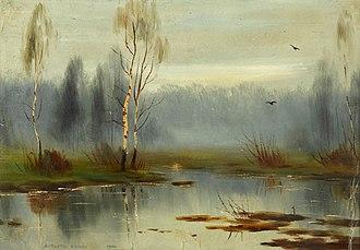 Albert Nikolayevitch Benois - Image: Albert Benois