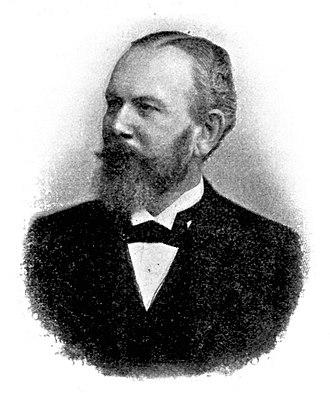 Albert Eulenburg - Albert Eulenberg (1840-1917)