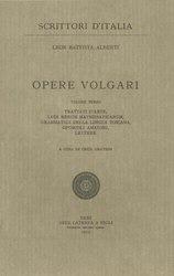 Leon Battista Alberti: Opere volgari